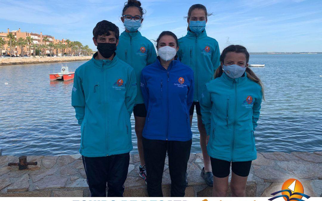 Este fin de semana, nuestro equipo OPTIMIST se desplaza al Puerto de Santa María para disputar la 1ª Copa de Andalucía
