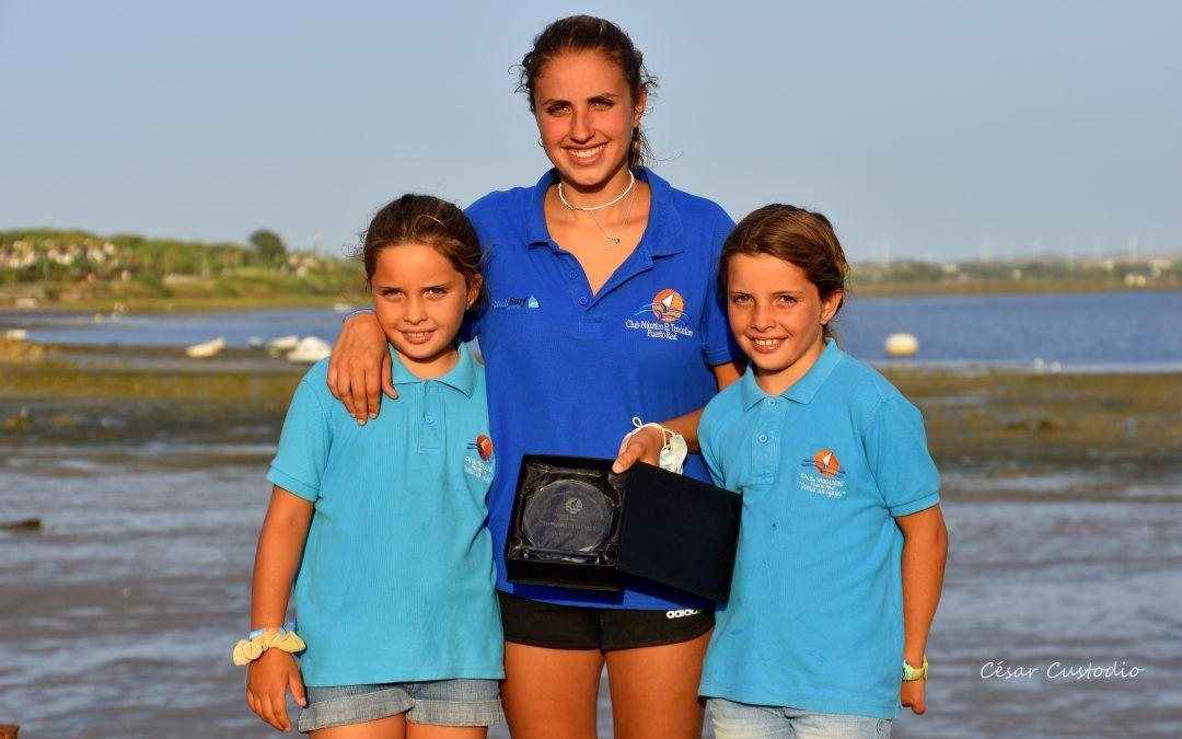 Cerramos un campeonato impecable logrando el 4º y 5º Sub-11 por Lia y Lua Garrote en nuestras aguas